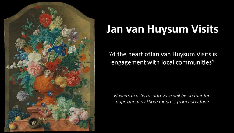 Dutch masterpiece goes on show at Lincoln foodbank