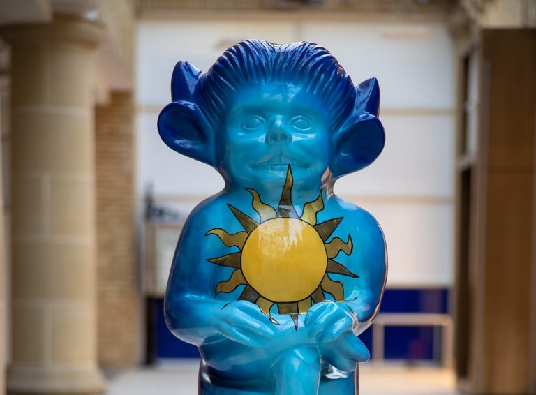 Lincoln Imp Trail auction rases £128k for charity