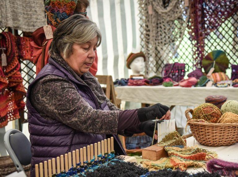Food, art, music and more at Sandringham Food, Craft & Wood Festival