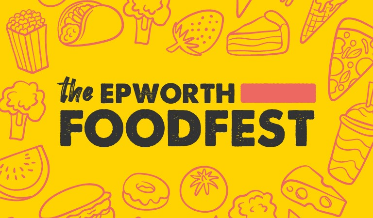 Local produce on the menu at Epworth FoodFest