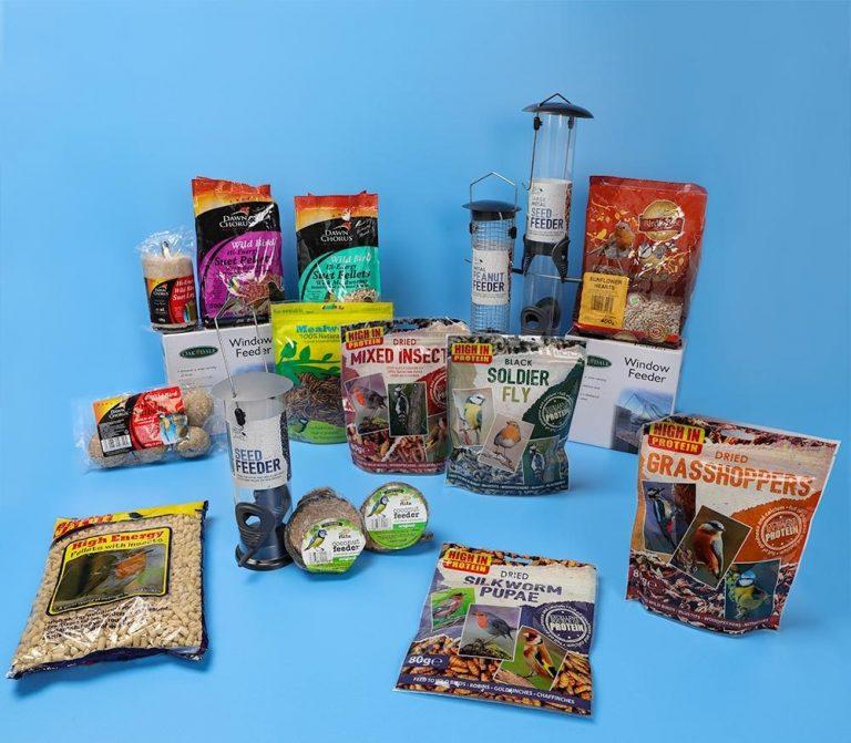 Win a brilliant bird feeding bundle!