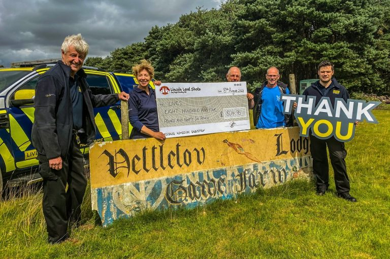 Clay pigeon shoot smashes it for charity