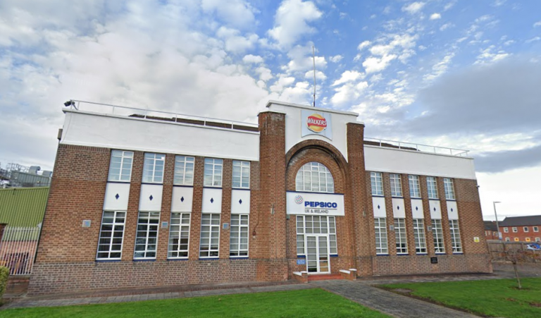 PepsiCo to invest £24m in Lincoln factory