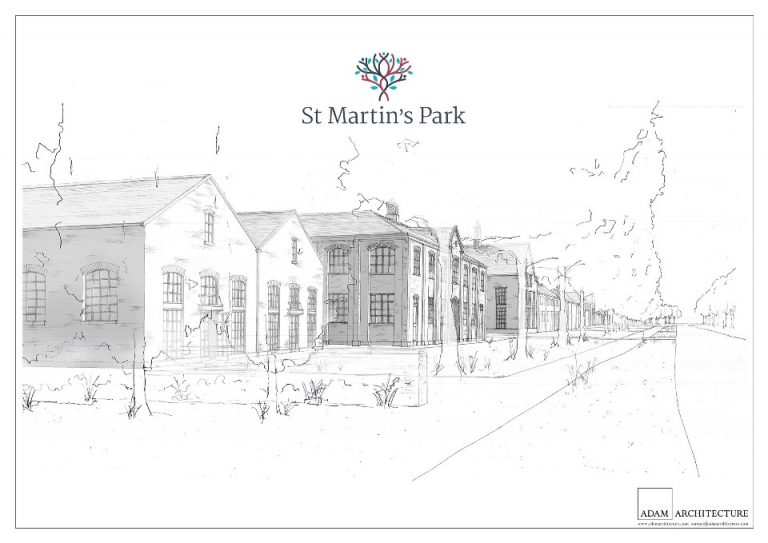 Planning permission granted for Stamford mixed-use development
