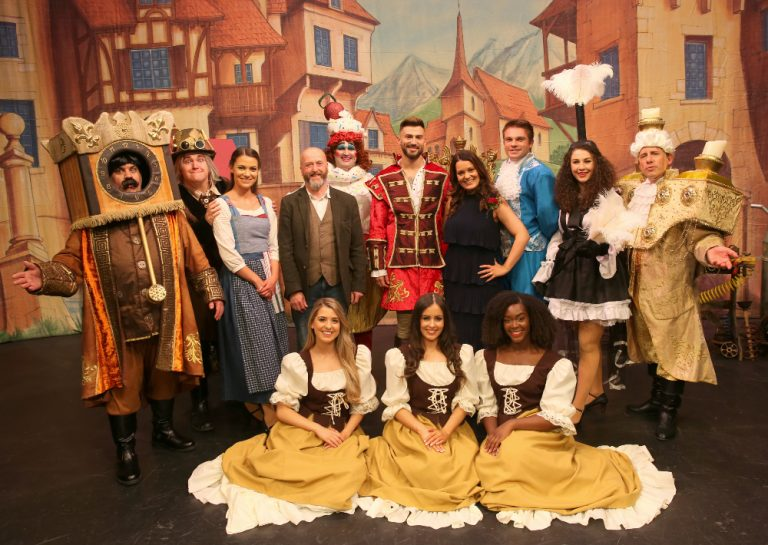 Star-packed cast head to Lincoln for Beauty & the Beast