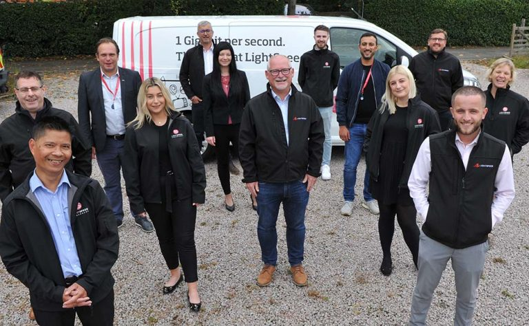 LightSpeed Broadband grows Lincolnshire based team with local talent