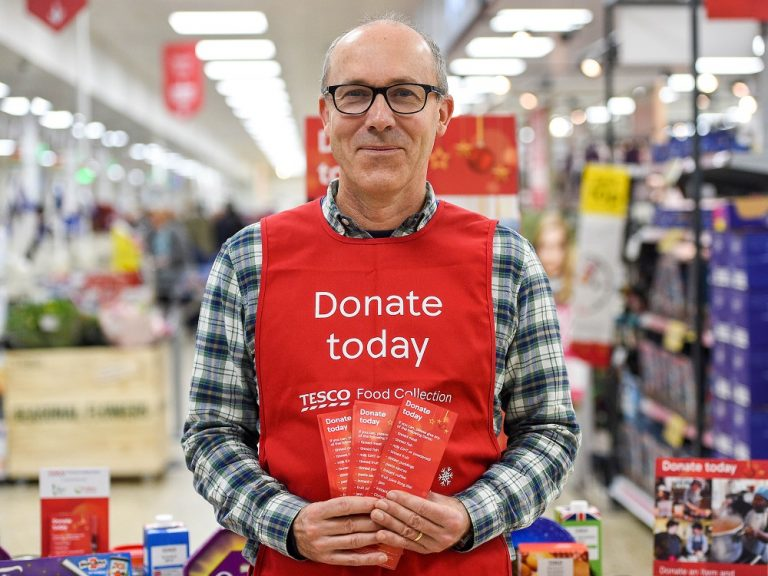 Local volunteers needed to help collect food for frontline charities this Christmas