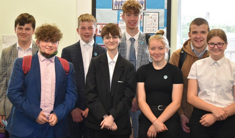 Students step up to climate change challenge with 'inspirational' eco-projects